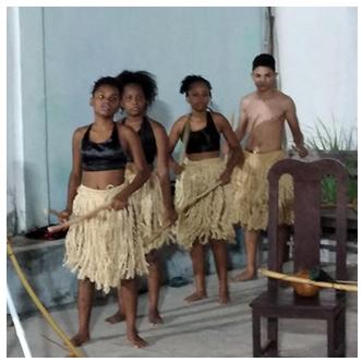 Grupo de Maculelê